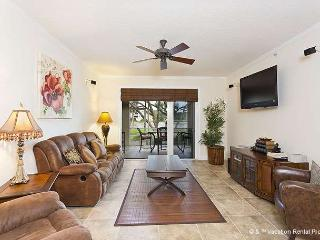 Palm Coast Resort 109, ground floor condo, with pool, HDTV, Wifi - Palm Coast vacation rentals