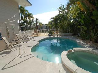 Widgeon Cottage Relax In Your Private Pool and Spa - Fort Myers Beach vacation rentals
