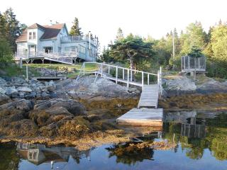 Stunning Secluded Oceanfront Home near Lunenburg! - Lunenburg vacation rentals