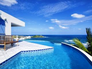 SEA STAR... amazing views, refreshingly tranquill villa in Dawn Beach Estates - Saint Martin-Sint Maarten vacation rentals