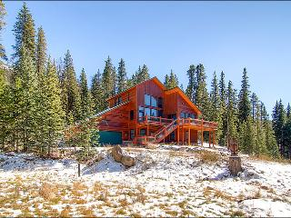 Private Luxury Home on Three Acres - Fabulous Mountain and Forest Views (13122) - Breckenridge vacation rentals