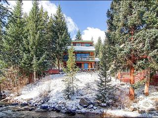 Situated Along the Blue River - New Private Hot Tub (13321) - Breckenridge vacation rentals