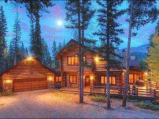 Gorgeous Hand Crafted Log Home - Stunning Views of Mt. Baldy (13251) - Breckenridge vacation rentals