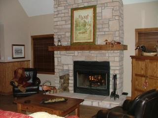 Tremblant 3BR Deluxe professionaly decorated condo - Quebec vacation rentals