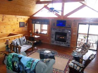 Prime Location Rustic Elegant Mountain Cabin - Gatlinburg vacation rentals