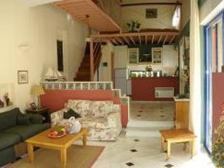 Rental beachfront villa on sandy Ionian coast sleeps 4-6 - Epirus vacation rentals