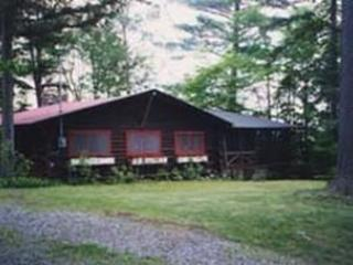 Rustic Log Cabin - Adirondacks vacation rentals