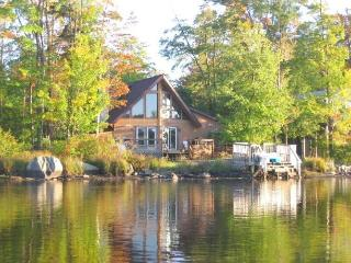 Lakefront Chalet-mid-week specials, Hot tub,Skiing - Bushkill vacation rentals
