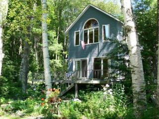 Adirondack Lakefront The Blue House on Garnet Lake - Adirondacks vacation rentals