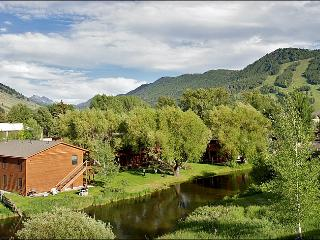 Located in Jackson, Along Flat Creek - Recently Updated & Remodeled (6947) - Wyoming vacation rentals