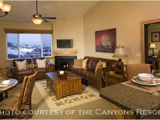 Silverado 2 Bedroom: Stay in the Much-Acclaimed Canyons Ski Resort—200 Yards from the Lift - Park City vacation rentals