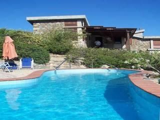 Luxury Villa with pool, seaview, close to the sea - Sardinia vacation rentals