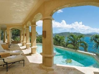 Seacove at Peter Bay, St. John - Ocean View, Pool, Lush Landscaping - Saint John vacation rentals