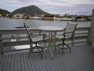 2 Bedrm Water Ft TownHome Exotic KoKo Crater Views - Kaunakakai vacation rentals