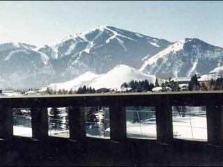 Views of Bald & Dollar Mountains - Very Close to Pavilion, Sun Valley Lodge (1064) - Sun Valley vacation rentals