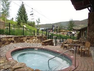 In the Heart of the Ski Area Base - Slopes, Trails, Shops & Restaurants right outside (4342) - Winter Park vacation rentals