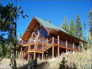 Custom-Built Log Home - Located on Three Acres of Land (5011) - Winter Park vacation rentals