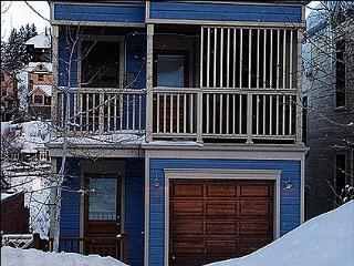 Beautiful Custom Finished in Old Town - Exquisite Views and Just a Walk From Main Street (16900) - Park City vacation rentals