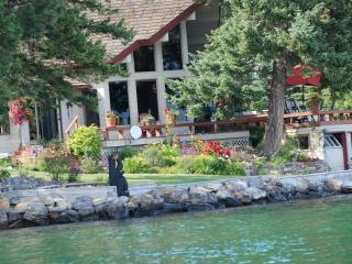 Flathead Lakefront House And Guest House! - Lakeside vacation rentals