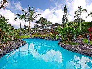 Tranquil estate 2 pools Hot Tub 7 Bdrms 4.5 bths - Holualoa vacation rentals