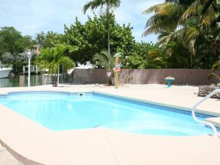 Breezy Palms, 3 Bedroom, 2 Bath with pool 120 - Key Colony Beach vacation rentals