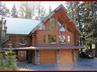 Girdwood Accommodations Custom Log Lodge-Like Home - Alaska vacation rentals