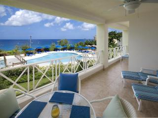 Beach View Apt. 208 at Payne's Bay, Barbados - Ocean View, Gated Community, Close To Nightlife, Restaurants And Shops - Paynes Bay vacation rentals