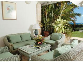 Aspicia, Emerald Beach #5 at Gibbes Beach, Barbados - Beachfront, Communal Pool, Over An Acre Of Landscaped Gardens - Saint Peter vacation rentals