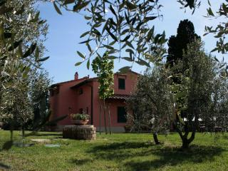 Villa on the hill , absolute peace and privacy - Vinci vacation rentals