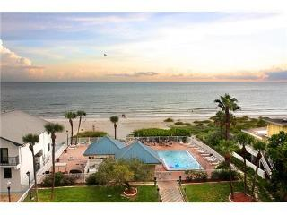 Renovated! Beach Front w/ Beautiful Sunset Views - Redington Shores vacation rentals