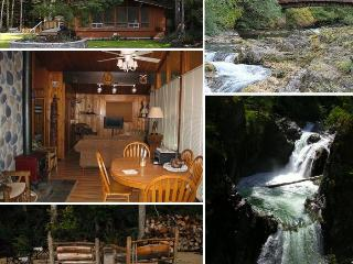 Charming Haida Way Lodge on Little Qualicum River! - Qualicum Beach vacation rentals