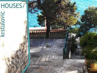 Beautiful house by the sea in Primosten - Roza - Northern Dalmatia vacation rentals
