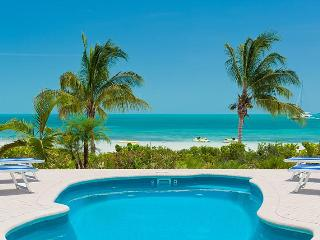 Coconut Beach Villa - Beachfront 3-6 BR Brand new! - Sapodilla Bay vacation rentals