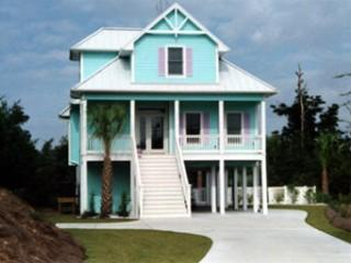 Exterior of House - Splash - Emerald Isle - rentals