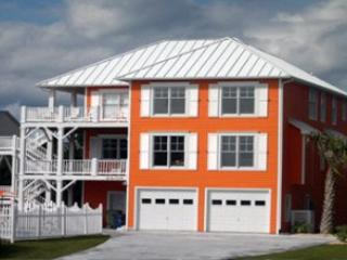 Exterior of House - Dreamsicle - Emerald Isle - rentals