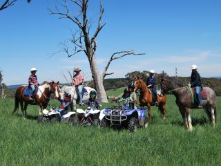 High Country Trail Rides & Farm stay cottages. - Oberon vacation rentals