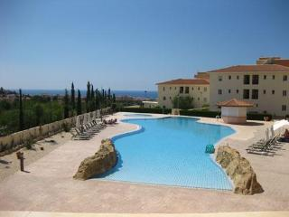 2 Bed Apartment with Sea Views and Free Internet - Paphos vacation rentals
