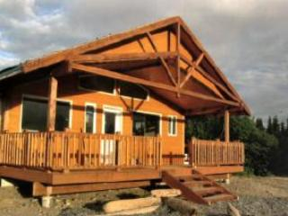 Inlet View Cabin, Sleeps 6 - Ninilchik vacation rentals