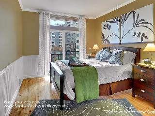 1 Bedroom Belltown Water View Oasis-Heart of downtown Seattle! - Seattle vacation rentals