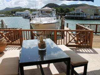 Luxurious villa, Harbour Lights, South Finger 220B - Antigua vacation rentals