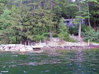 Lake Winnipesaukee- Private 3-Bedroom w/large dock - Lakes Region vacation rentals