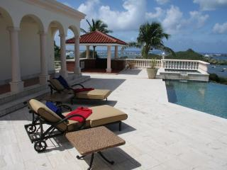 Les Jardins De Bellevue at Bellevue, Saint Maarten - Ocean View, Pool, Walk To Marigot and Marina Royale - Marigot vacation rentals