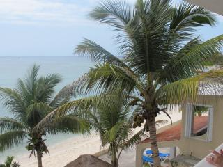 Beautiful Oceanfront Condo in Half Moon Bay! - Akumal vacation rentals