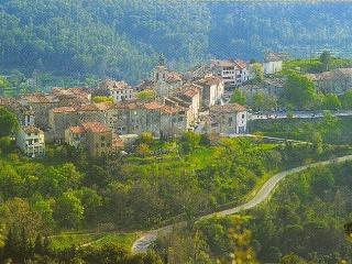 Charming comfortable 700 yr-old Provence view home - Claviers vacation rentals