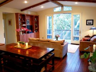 Enchanted Oaks~Forest Views~Lovely,Serene,Private - Carmel vacation rentals