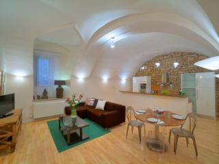 Two-Bedroom Vault Apartment - Bohemia vacation rentals