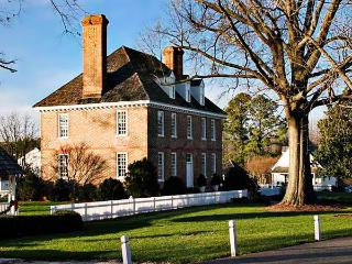 Spacious all-suite resort on 256 woodland acres one mile from Colonial Williamsburg - Oceanside vacation rentals