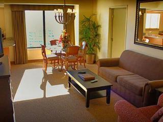 Spacious suites directly on the Strip with roof-top pool and views of Vegas skyline - Oceanside vacation rentals