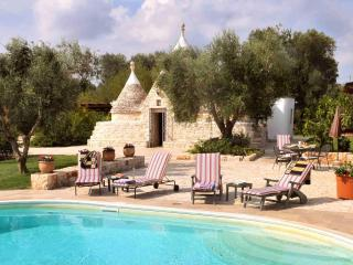 Exceptional Trulli Villa with Pool, Southern Italy - Ceglie Messapica vacation rentals