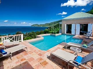 Murray House at Long Bay, Tortola - Ocean View, Pool, Short Drive To Beaches, Restaurants And Shops - Image 1 - West End - rentals